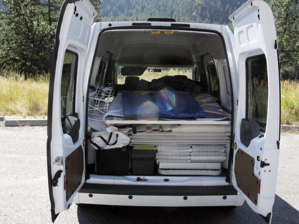 Najem kombija za prevoze tovorov